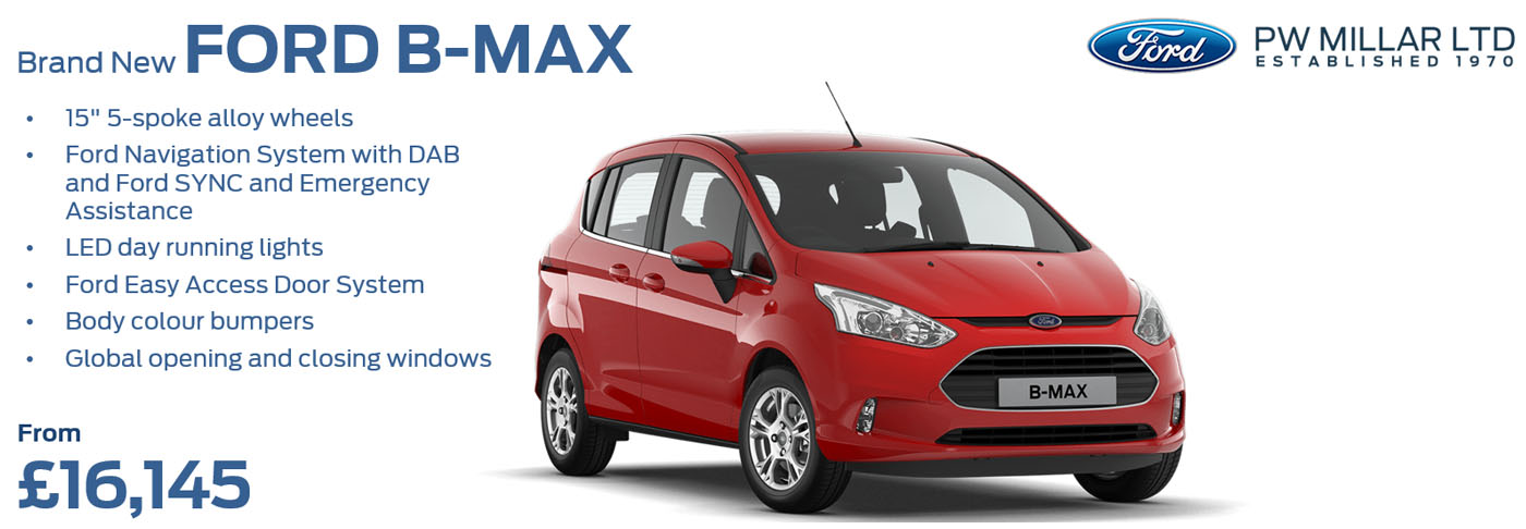 New Ford Cars | Ford B-Max | Ford C-Max and Grand C-Max | Ford ...